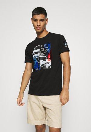 BMW CAR GRAPHIC TEE - T-shirt med print - black