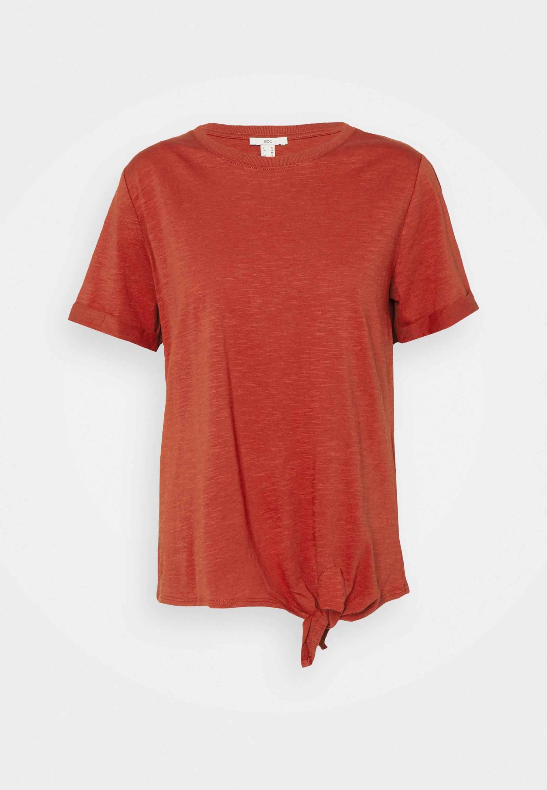 Mujer TIE TEE - Camiseta estampada