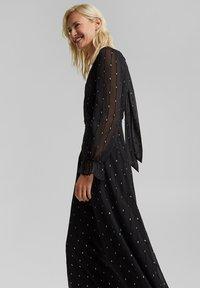 Esprit Collection - Maxi dress - black - 3