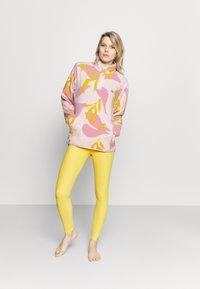 Eivy - MOUNTAIN - Fleece jumper - purple - 1