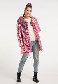 myMo - Veste d'hiver - rosa - 1