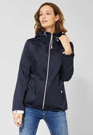 MIT KONTRASTEN - Summer jacket - blue