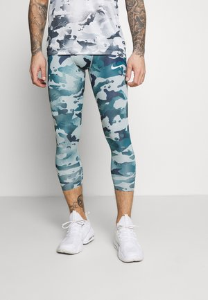 CAMO - Leggings - light pumice/pure platinum