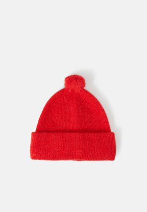 BEANIE UNISEX - Berretto - red bright