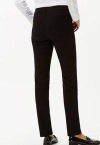 BRAX - CAROLA - Slim fit jeans - black - 1