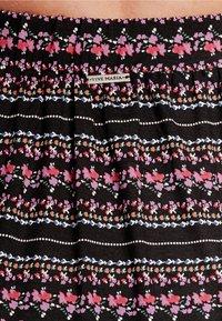 Vive Maria - A-line skirt - schwarz allover - 4