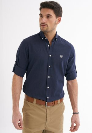RIC - Shirt - dunkelblau