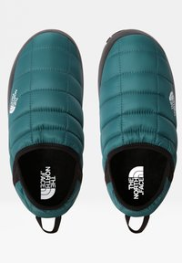 The North Face - Hiking shoes - shaded spruce/tnf black - 3