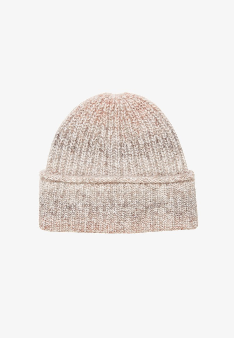 Marc O'Polo DENIM - Beanie - multi/pale beige
