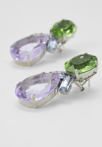 Radà - BEADED EARRINGS - Earrings - green - 2