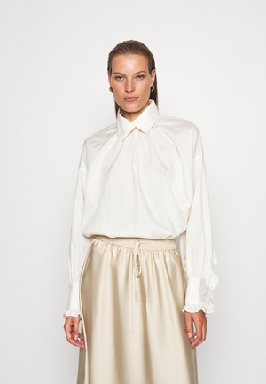BLOUSE - Blouse - white dusty light