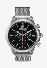 Swiss Military Hanowa - CLASSIC - Chronograph watch - silver/black - 1