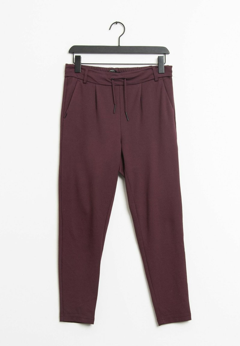 ONLY - Tracksuit bottoms - purple