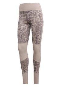 adidas by Stella McCartney - PRIMEBLUE TRAINING LEGGINGS - Legging - pink - 9