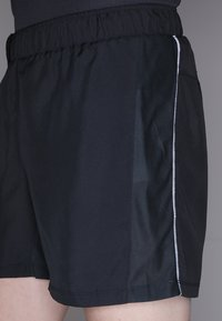 Salomon - AGILE SHORT  - Sportovní kraťasy - black - 4