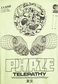 Cotton On - Print T-shirt - fluro green/phaze - 4