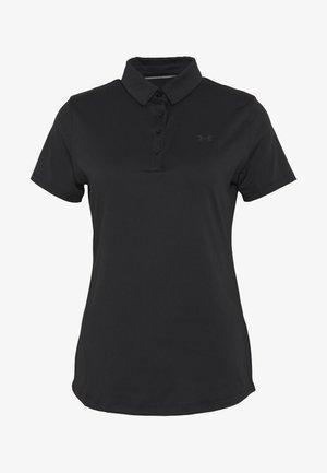 ZINGER SHORT SLEEVE - Koszulka sportowa - black