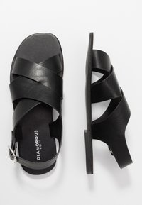 Glamorous Wide Fit - Sandály - black - 3
