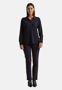 Elena Mirò - Polo shirt - blu - 1