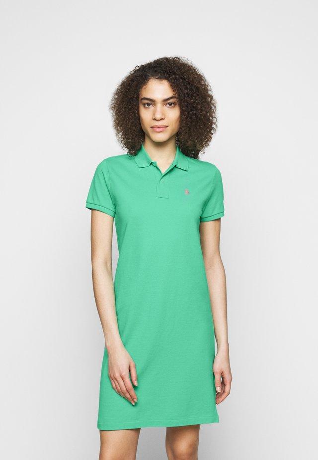 BASIC - Robe d'été - sunset green