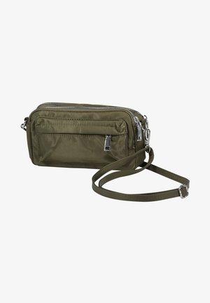 Across body bag - dunkelgrün