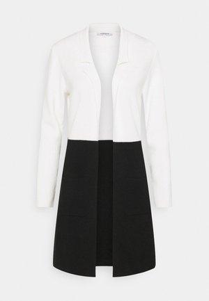 MIRABEL - Vest - black/ivoire