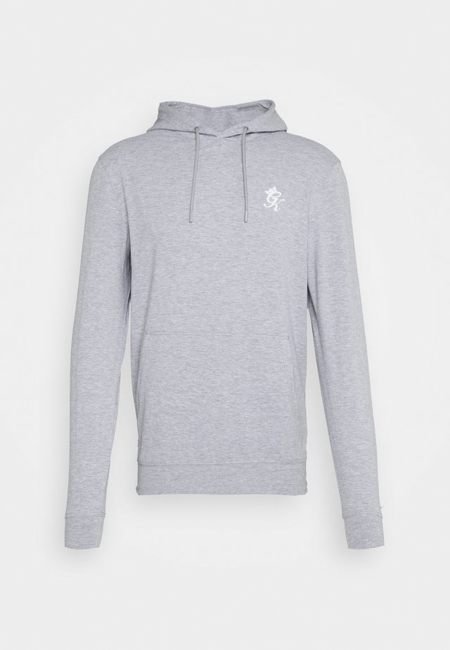 BASIS - Hættetrøjer - grey marl