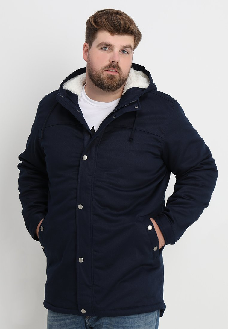 Only & Sons - ALEX WITH TEDDY - Parka - night sky