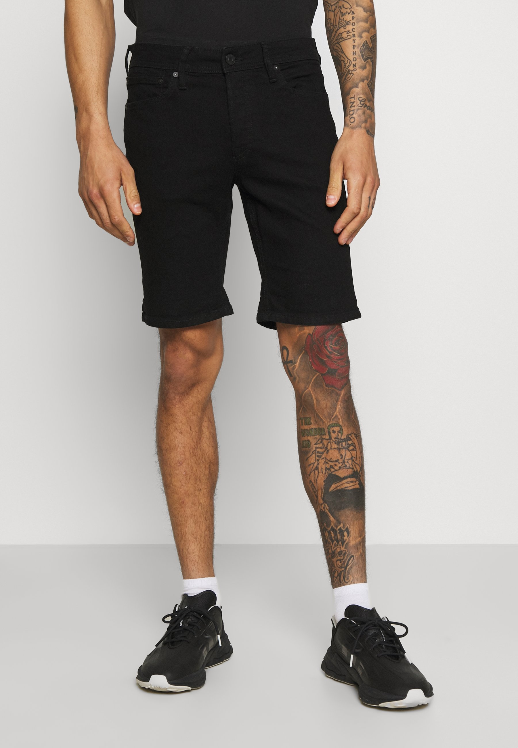 Herren JJIRICK JJORIGINAL - Jeans Shorts