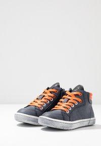 Friboo - High-top trainers - dark blue - 3