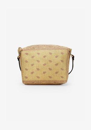 Bolso de mano - tostado