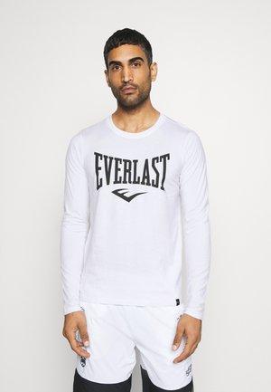 TEE DUVALLE - Langarmshirt - white