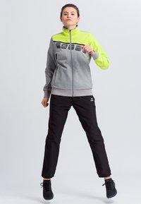 Erima - Sports jacket - grey/green - 1