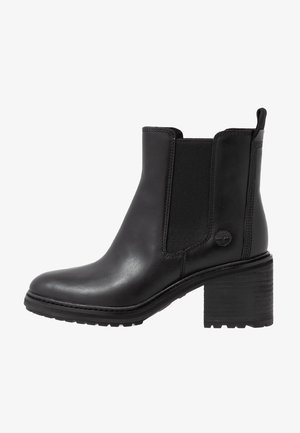 SIENNA HIGH CHELSEA - Bottines - black