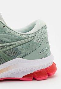 ASICS - GT-1000 10 - Stabilty running shoes - lichen rock/champagne - 5
