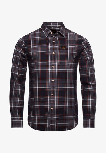 WORKWEAR - Shirt - grey check