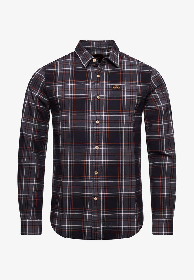 WORKWEAR - Shirt - grey check