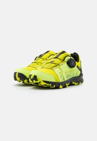 adidas Performance - TERREX  AGRAVIC BOA R.RDY UNISEX - Scarpa da hiking - acid yellow/core black/hi-res yellow - 1
