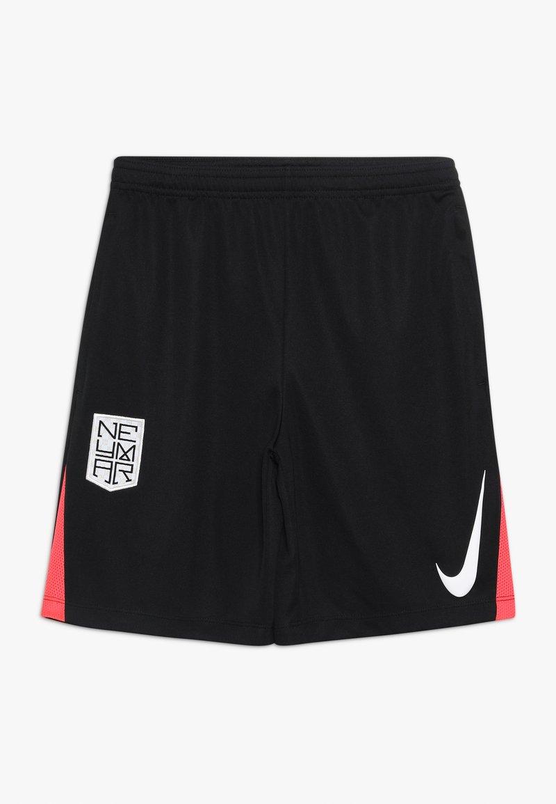 Nike Performance - NEYMAR DRY - Sports shorts - black/white
