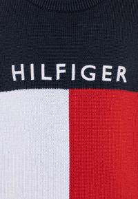 Tommy Hilfiger - COLORBLOCK  - Jumper - blue - 2