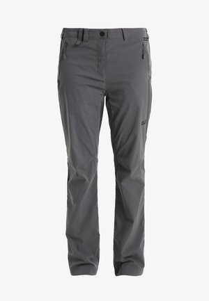 ACTIVATE LIGHT PANTS WOMEN - Kalhoty - dark iron