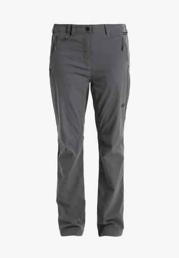 ACTIVATE LIGHT PANTS WOMEN - Trousers - dark iron