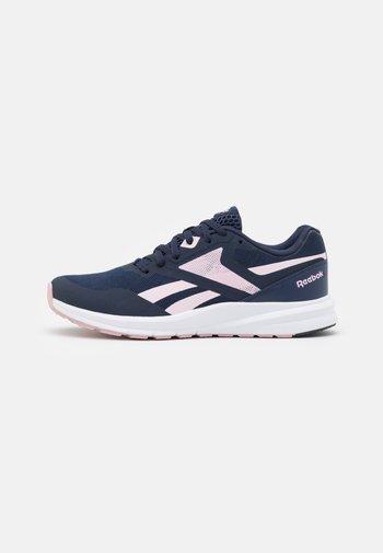 RUNNER 4.0 - Zapatillas de running neutras - vector navy/frost berry/footwear white