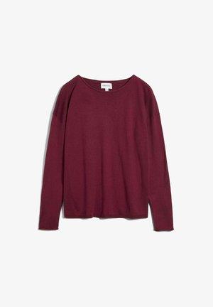 LADAA - Sweatshirt - ruby red