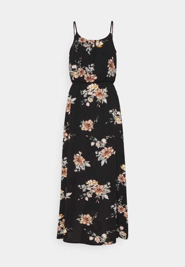 ONLNOVA LUX STRAP MAXI DRESS - Robe longue - black