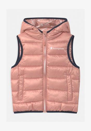 LEGACY UNISEX - Waistcoat - light pink
