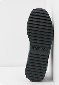 Reebok Classic - RIPPLE TRAIL - Sneakersy niskie - green slash/triple grey/solar pink - 6