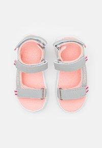 Kappa - Walking sandals - light grey/rosé - 3
