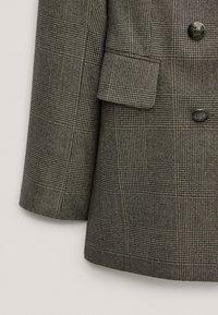 Massimo Dutti - Short coat - light grey - 6