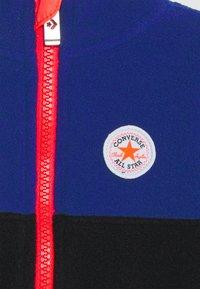 Converse - ZIP COVERALL - Tuta jumpsuit - black - 2